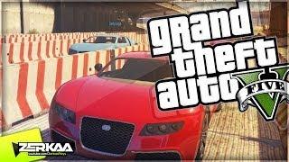 """GTA 5 Online Funny Moments   """"DRAG RACING""""   E115 (GTA V)"""