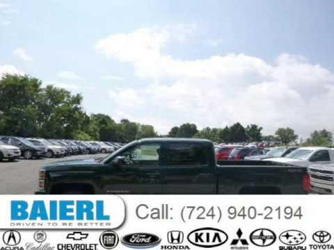 2014 Chevrolet Silverado 1500  Pittsburgh  Wexford  Cranberry PA