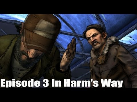 The Walking Dead Season 2 Episode 3 In Harm's Way Trailer