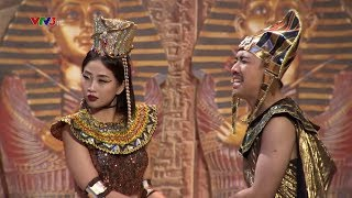 Thầy tế Trấn Thành quyến rũ công chúa Ai Cập phản bội chồng con | Best Cut Ơn Giời Cậu Đây Rồi 2017