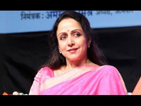 Hema Malini at Atal Bihari Birthday Celebrations | Anu Malik, Raza Murad, Poonam Dhillon