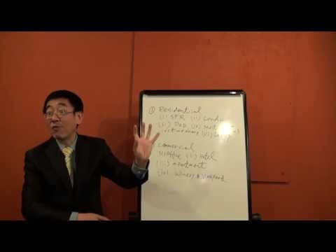 Vidoe 4 of 4 Business Law by Prof Tong - Real Property on 05 11 2013