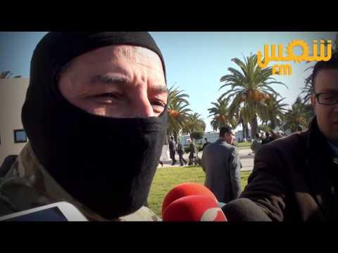 image vidéo من الوحدات المختصة :سنظل شوكة فى حلق الارهابيين