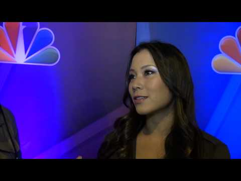 Angela Sun Interview - Boston Film Festival 2013