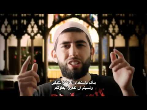Kamal Saleh  Why I Hate Religion, But Love Jesus - كمال صالح