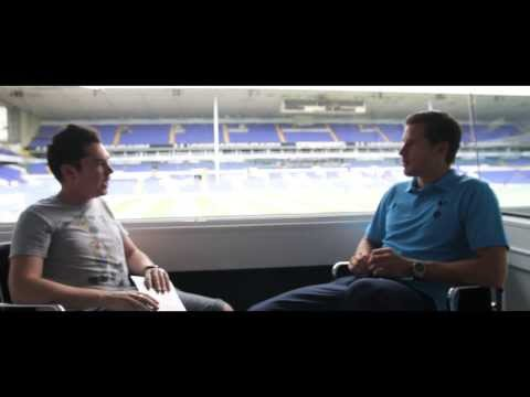 KiCK! Meets Jan Vertonghen and the Tottenham Turfies