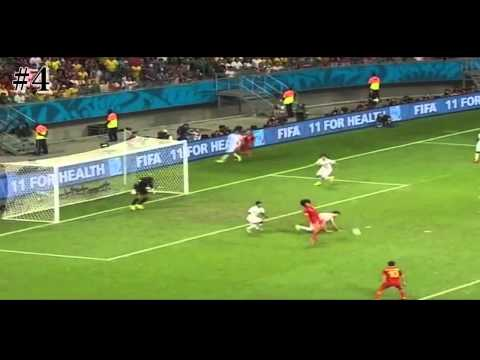 Tim Howard Saves, USA vs Belgium Top 5 Saves