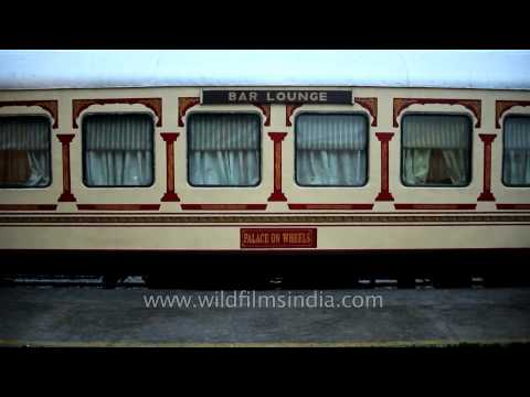 Palace on Wheels ready to depart