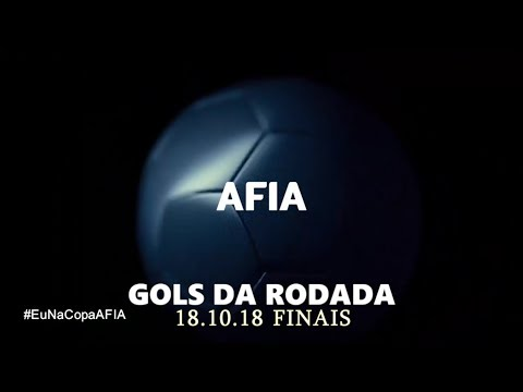 FINAIS ALGARVE - GOLS DA RODADA 18.10 - Copa AFIA Portugal 2018