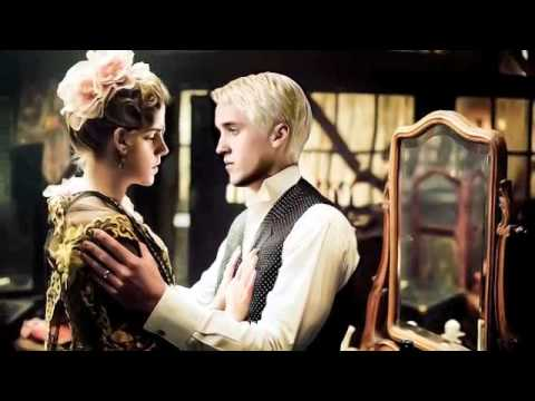 Draco hermione kissing you youtube - Hermione granger and harry potter kiss ...