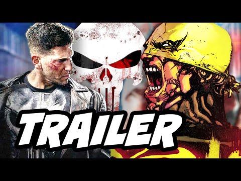 Marvel Defenders Trailer Breakdown and Punisher Season 1
