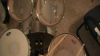 New Pearl Vision VMX All Maple Drum Set Sound Check