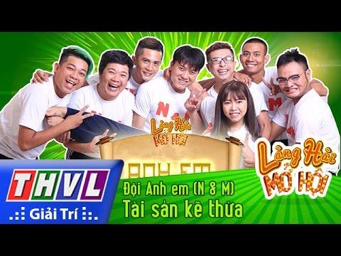 THVL l Làng hài mở hội - Tập 8: Tài sản thừa kế - Đội Anh em (N&M)