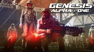 Genesis Alpha One - Planetary Landing Trailer