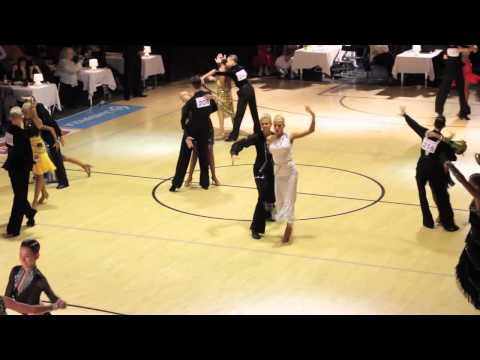Helsinki Open 2013 | WDSF Open Junior 2 | Latin / SF