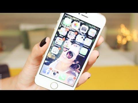 O que tem no meu celular? (Capinha, apps, editores de fotos)