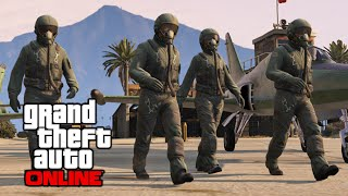 GTA 5 Online SPECIAL LIMITED EDITION PARACHUTE, DOUBLE