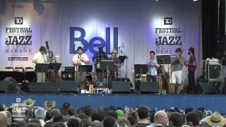 Roberto López Afro-Colombian Jazz Orchestra - Concert 2012