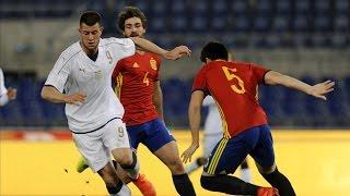 Highlights Under 21: Italia-Spagna (27 marzo 2017)
