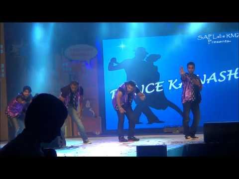 Dance Winners @ SAP Labs India Annual Day 2012