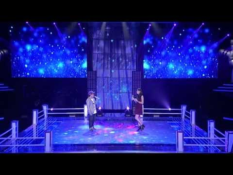 The Voice Thailand - แบงค์ VS เจนนี่ - When I Was Your Man - 20 Oct 2013