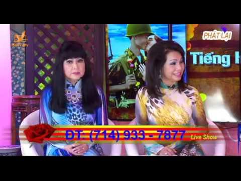 Tiếng Hát Hậu Phương kỳ 141 với Th/Úy Bùi Văn Khiển - Hải Quân - 02/28/2017 (1)
