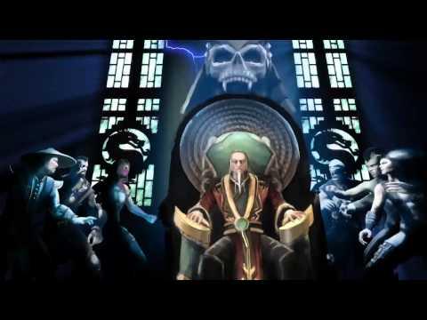 Mortal Kombat-Shang Tsung трейлер