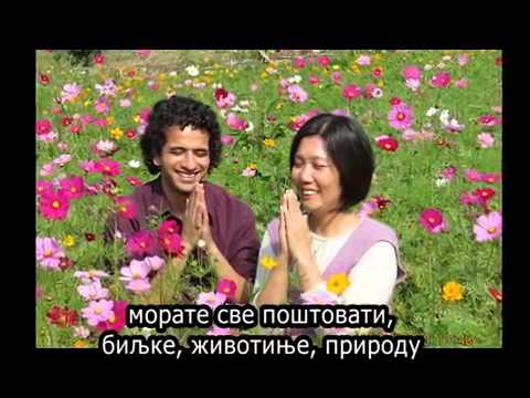 laughter yoga and meditation in Serbia (News coverage)