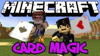 Minecraft Mod Showcase : Card Magic Mod