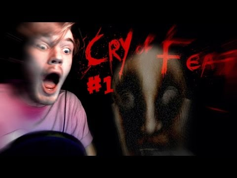 Cry Of Fear: Let's Play - Part 1 - AMAZING NEW HORROR GAME! Walkthrough Playthrough