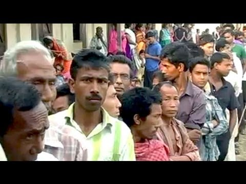 82 per cent voter turnout recorded in Tripura