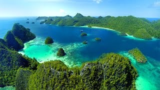 THIS IS RAJA AMPAT Papua Indonesia (HD)