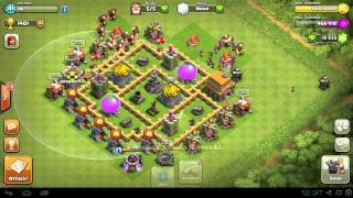 BEST Town Hall Level 5 (TH5) Farming Base Design Layout