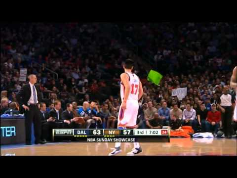 The Jeremy Lin Show vs. Dallas Mavericks | 28pts 14ssts | 19.2.2012 | HD NBA