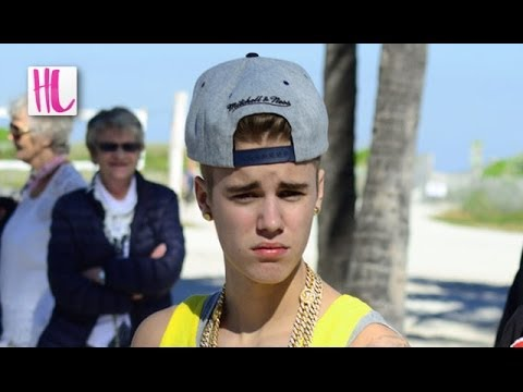 Justin Bieber Arrested For DUI After Drag Racing