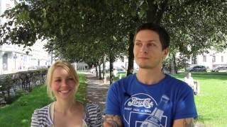 Оля и Игорь