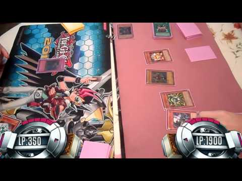 Epic Duel Time - Yugi Moto vs Yuma Tsukumo Character Match