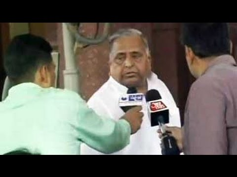 '21 cr people in UP, yet lowest number of rapes': Another shocker from Mulayam