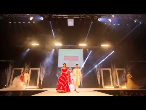 Asian Bridal Wear Catwalk Show