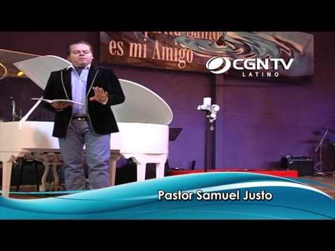 Tiempo con Dios Miércoles 17 Abril 2013, Pastor Samuel Justo