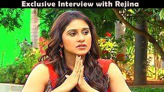 Actress Rejina Exclusive Interview
