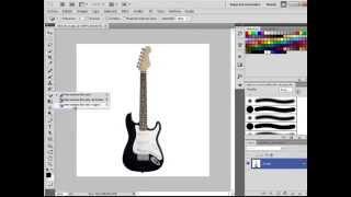 Como Convertir Una Imagen A PNG (Photoshop Cs5)