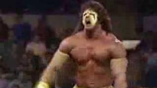 Ultimate Warrior Unstable Video