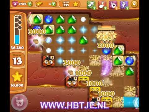 Diamond Digger Saga level 393