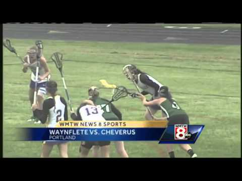 Freeport and Cheverus get girls lacrosse wins