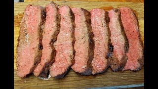 How To Cook The Perfect Steak. Flat Iron Steak. #SRP