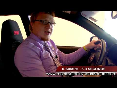 Subaru Impreza STI Video | Model Overview | Morrie's Brooklyn Park Subaru