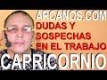 Video Horóscopo Semanal CAPRICORNIO  del 20 al 26 Septiembre 2020 (Semana 2020-39) (Lectura del Tarot)