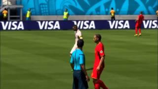 BELGIUM - USA   2014 FIFA World Cup (All Goals Highlights HD)