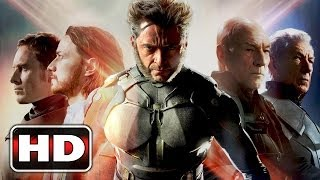 X-MEN Days Of Future Past Trailer 2 [HD 1080p]